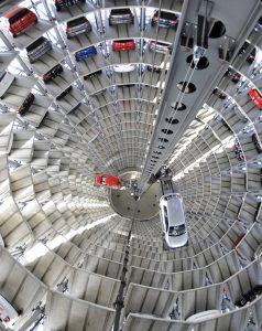 پارکینگ مکانیزه