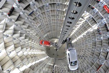 پارکینگ مکانیزه برجی