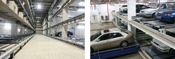 ﭘﺎرﮐﯿﻨﮓ برجی سه بعدی Multi-Floor type - PMT